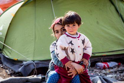 Refugee Kids LARGE